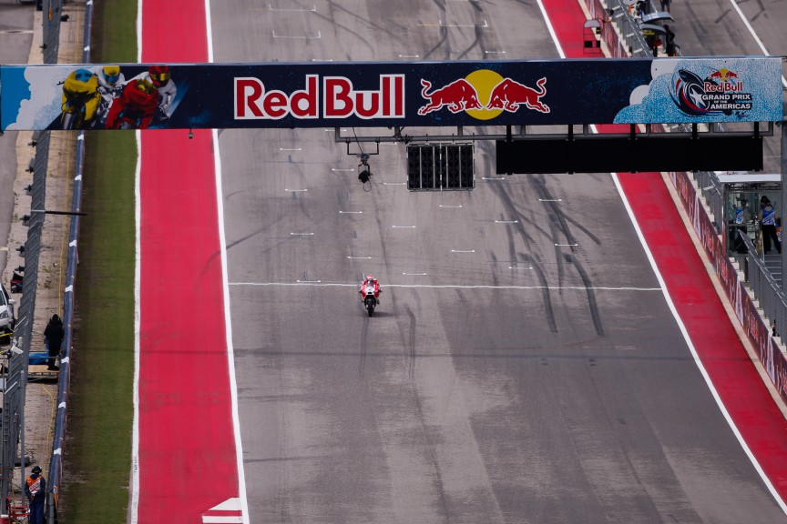MotoGP Action COTA FP2