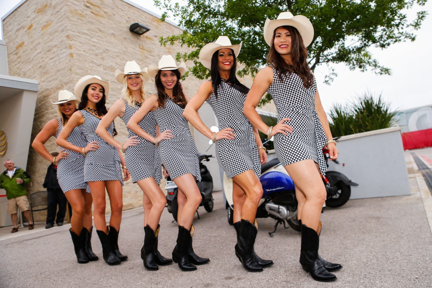 Paddock Girls, Red Bull