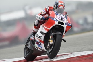 "Dovizioso: ""Tomorrow is not going to be easy…"""