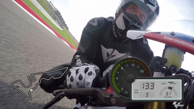 GoPro™ OnBoard lap of COTA