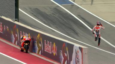 Pole position para Márquez en Austin