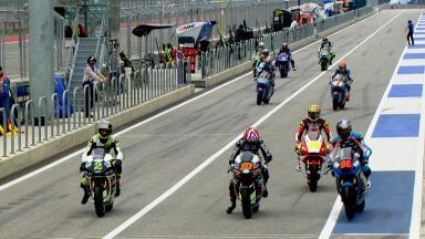 Moto2™クラス-フリー走行3
