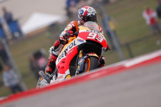 Marquez, Lorenzo and Dovizioso lead the way in FP4