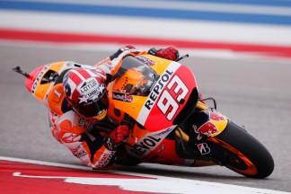 Pole position de MotoGP™ para Márquez en Austin