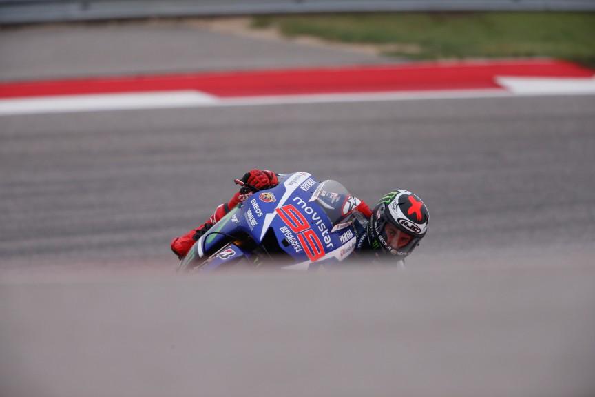 Jorge Lorenzo, Movistar Yamaha MotoGP, COTA Q2