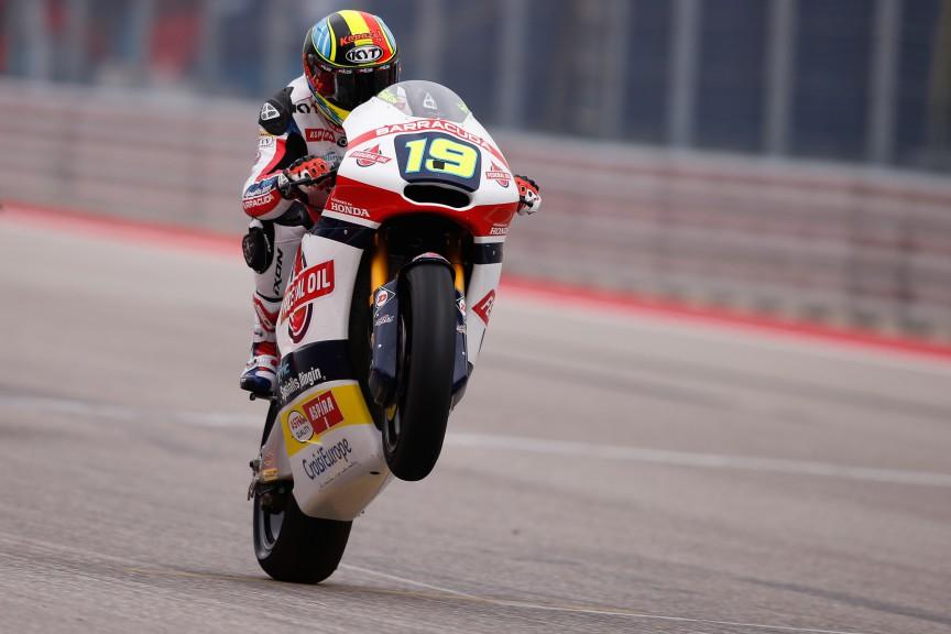 Xavier Simeon, Federal Oil Gresini Moto2, COTA QP