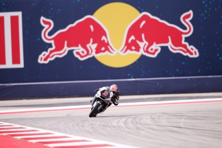 Zarco, Rabat & Lowes head Moto2™ FP3