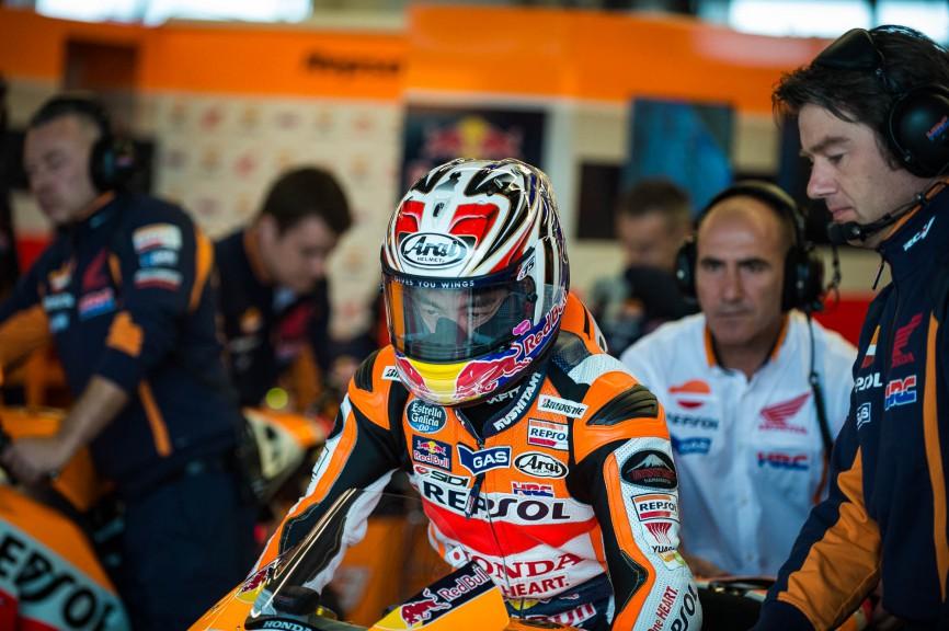 Hiroshi Aoyama, Repsol Honda Team, COTA FP2 © 2015 Scott Jones, PHOTO.GP