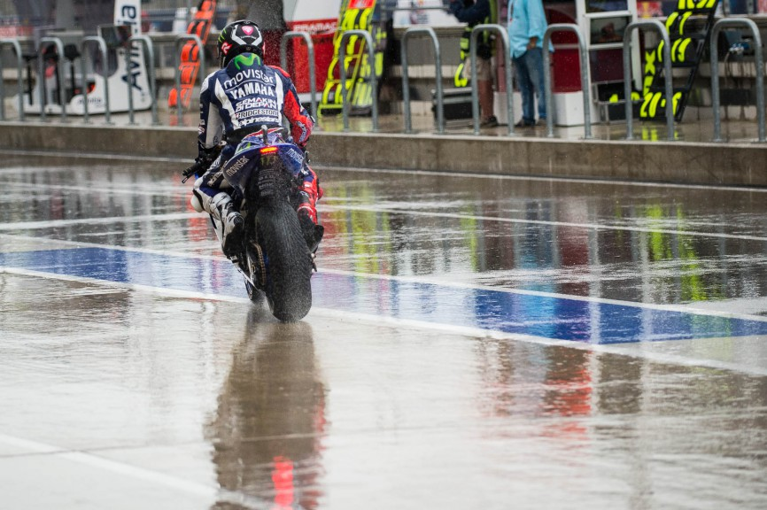 Jorge Lorenzo, Movistar Yamaha MotoGP, COTA FP1 © 2015 Scott Jones, PHOTO.GP