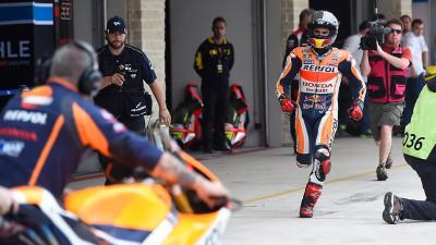 Marquez mit Glanzleistung in Austin zur Pole