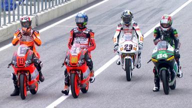 FP3 de Moto3™ - GP Américas