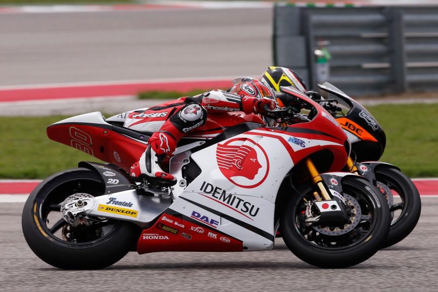 Moto2 COTA RAC