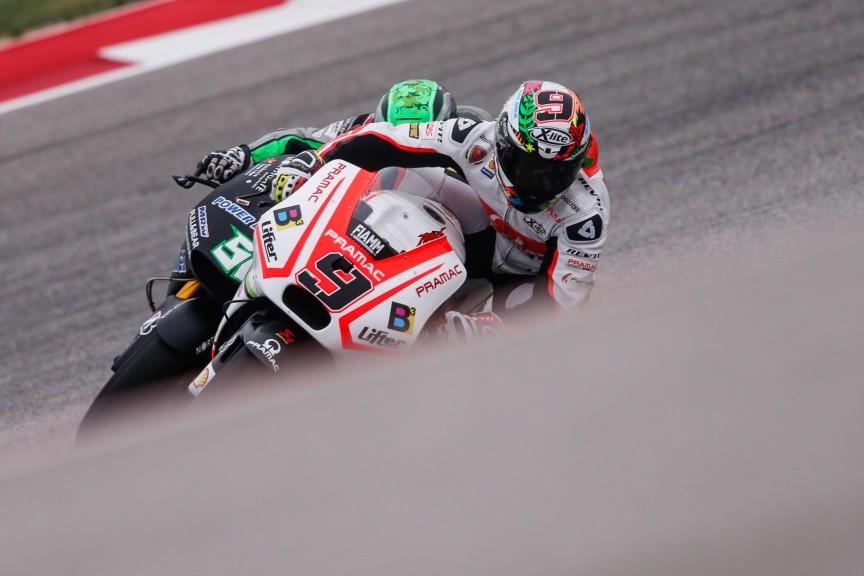 Danilo Petrucci, Pramac Racing, COTA RACE