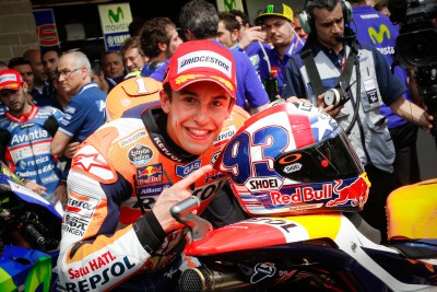 "Marquez: ""That was when I was able to open up a gap'"