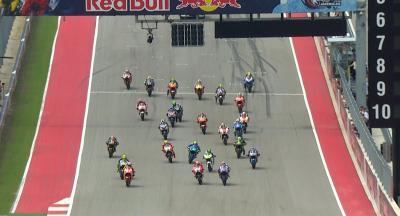 GP Red Bull des Amériques : Course MotoGP™