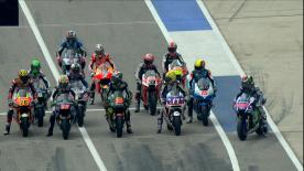 The full Warm Up session for the MotoGP™ World Championship in Austin, Texas.