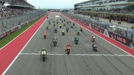 The full race session of the Moto2™ World Championship in Austin, Texas.