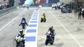 The full Warm Up session for the Moto2™ World Championship in Austin, Texas.