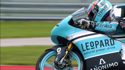 Danny Kent dominates Moto3™ Qualifying