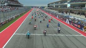 The full race session of the Moto3™ World Championship in Austin, Texas.