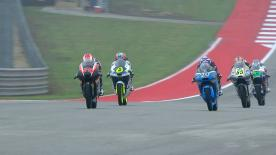 The full Warm Up session for the Moto3™ World Championship in Austin, Texas.