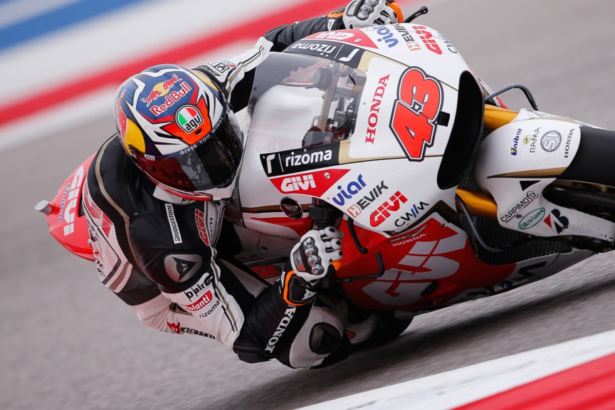 Jack Miller, CWM LCR Honda, COTA RACE