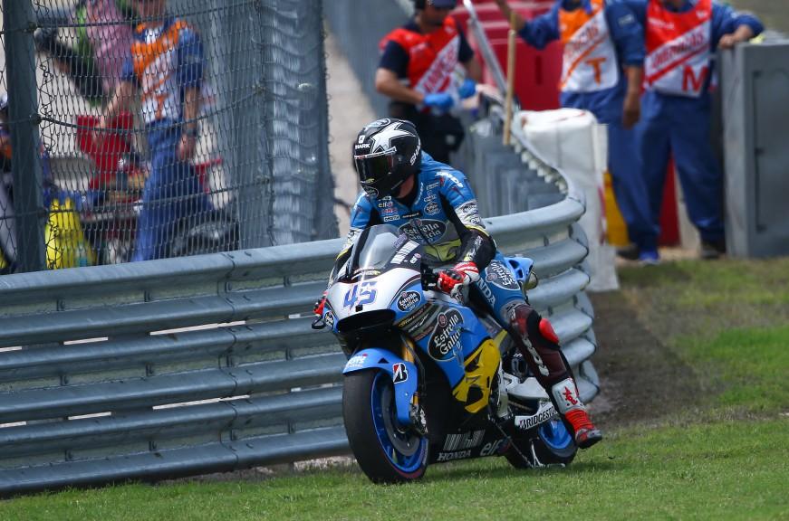 Scott Redding, Estrella Galicia 0,0 Marc VDS, COTA RACE