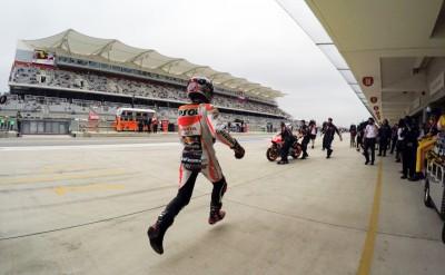 "Márquez: ""Mañana se espera una carrera bastante movida"""