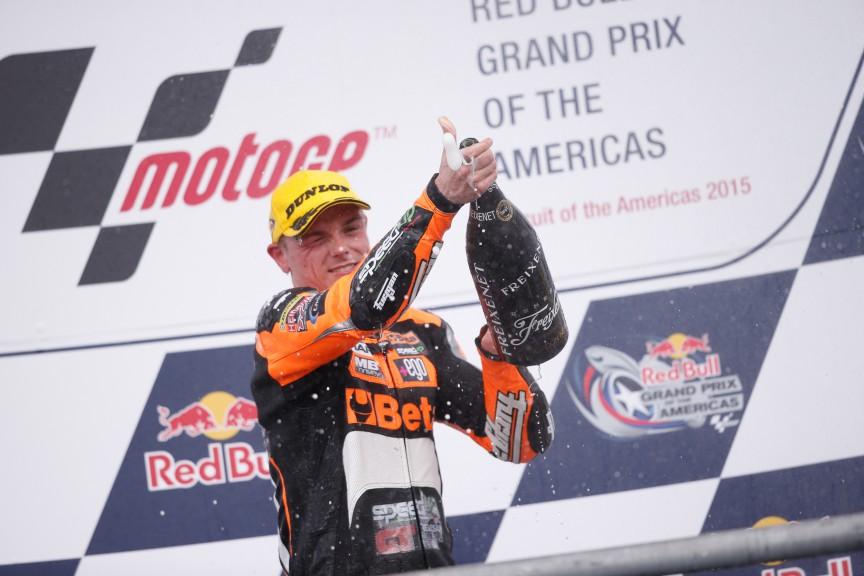 Sam Lowes, Speed Up Racing, COTA RACE