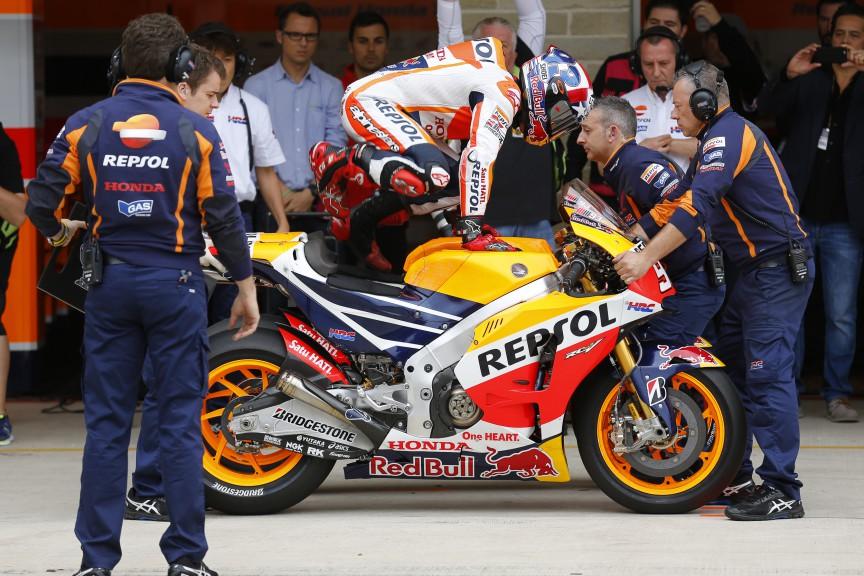 Marc Marquez, Repsol Honda Team, COTA WUP