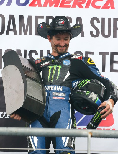 Josh Hayes Wins MotoAmerica Superbike Opener