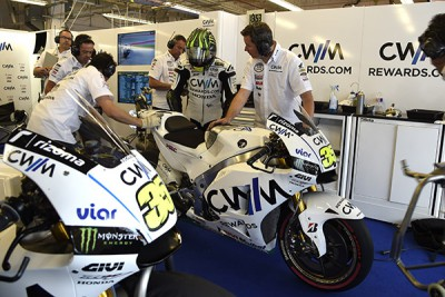 "Crutchlow: ""It is frustrating not to be on the front row'"