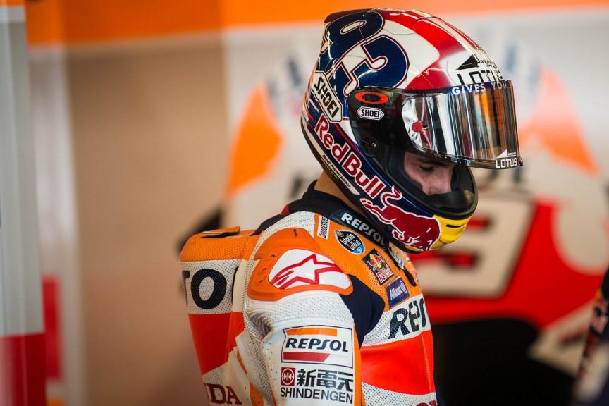 Marc Marquez, Repsol Honda Team, COTA FP4 @2015 Scott Jones, PHOTOGP