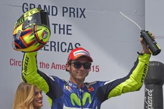 Un week-end presque parfait pour Rossi