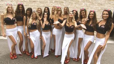 Las chicas del paddock del GP de las Américas