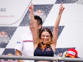 Paddock Girls, Red Bull Grand Prix of Americas