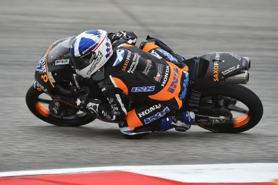 "McPhee: ""I decided to ride safe and get some points'"