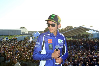 See the stars of MotoGP™ at Day of Champions