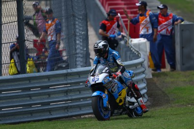 """Redding: """"I went in a little bit too hot…"""""""