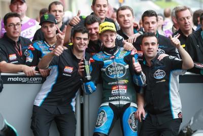 クアルタラロが史上6番目の最年少表彰台獲得