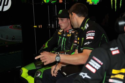 "P Espargaro: ""We've had a bit of bad luck so far this year"""