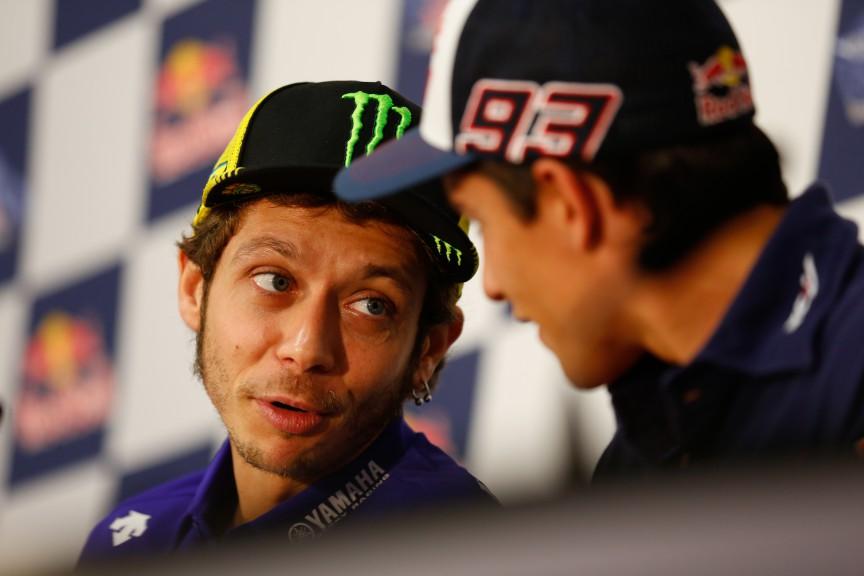 GP Red Bull de la República Argentina Press Conference