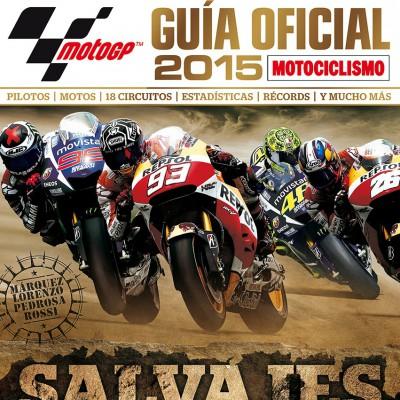 Ya está disponible la nueva Guía Oficial MotoGP™ 2015