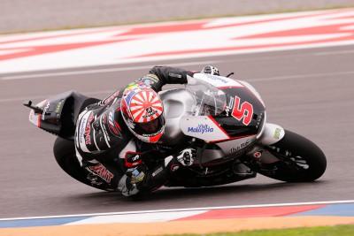 Zarco primero en la FP2 de Moto2™ en Argentina