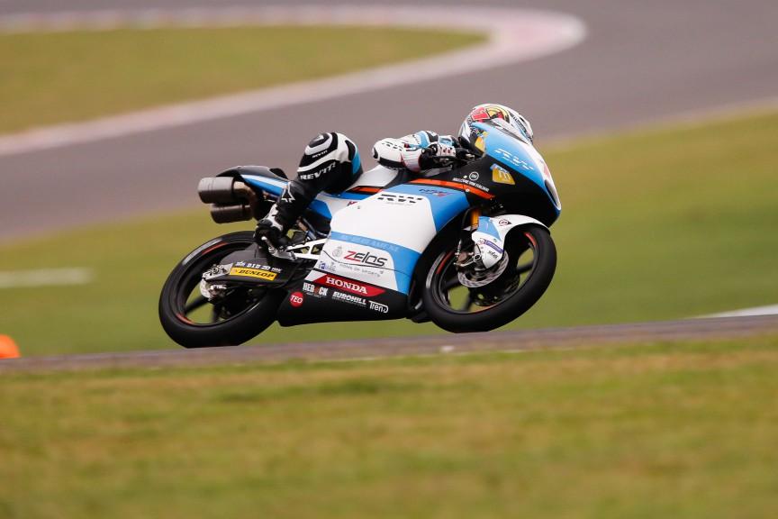 Livio Loi, RW Racing GP, ARG FP2