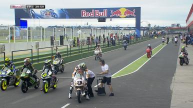 GP Red Bull de la République Argentine : Moto3™ FP1