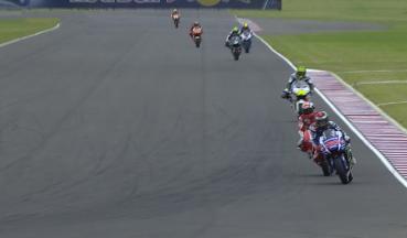 1ª sesión de Entrenamientos Libres del Campeonato del Mundo de MotoGP™ en Argentina