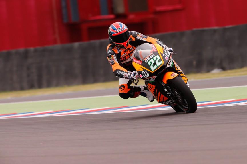 Sam Lowes, Speed Up Racing, ARG FP2