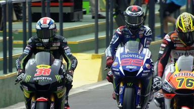 FP2 de MotoGP™ en Argentina
