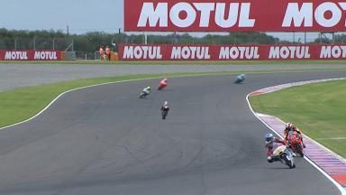 FP2 de Moto3™ en Argentina